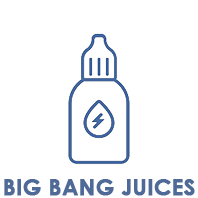 Big Bang Juice - liquid - e-sigaretten