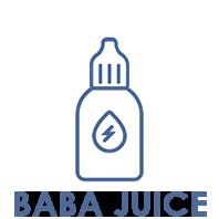 Baba Juice - liquid - e-sigaretten