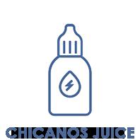 Chicanos juice - e-liquid - e-sigaretten