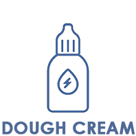 Dough Cream - liquid - e-sigaretten