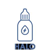 Halo - e-liquids en aroma's voor elektronische sigaretten