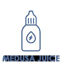 The Medusa Juice - e-liquids en aroma's voor elektronische sigaretten