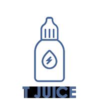 T Juice - aroma's - e-sigaretten
