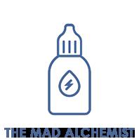 The mad alchemist - e-liquids en aroma's voor elektronische sigaretten