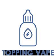 Topping Vape - aroma's - e-sigaretten