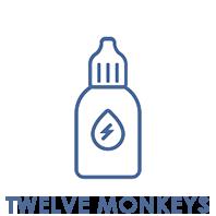 Twelve monkeys - e-liquids en aroma's voor elektronische sigaretten